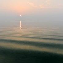 《寧靜的浪聲》